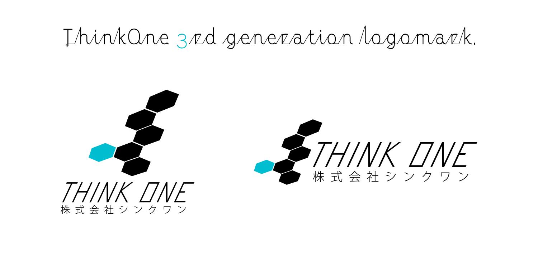シンクワンのロゴが新しく生まれ変わりました 株式会社シンクワン